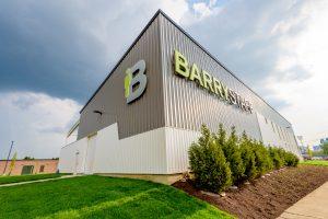 BARRYSTAFF Building